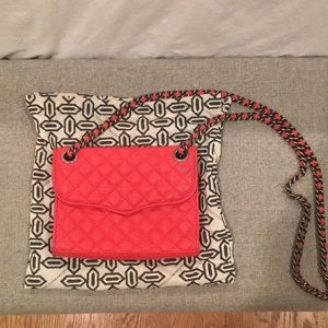 Rebecca Minkoff Small quilted, crossbody bag